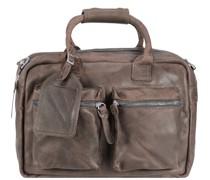 Handtasche Leder elefant grey