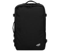 Travel Cabin Bag Classic Pro 42L Rucksack Laptopfach absolute black