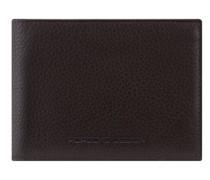 Business Geldbörse RFID Leder 12. dark brown