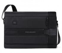 Tokyo Laptoptasche Laptopfach black