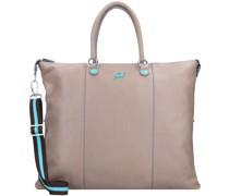 G3 Plus L Handtasche Leder acacia