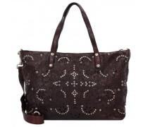 Shopper Tasche Leder brown