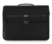 Biz 4.0 Aktentasche Laptopfach BLACK