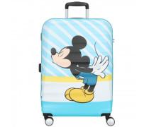 Wavebreaker Disney 4-Rollen Trolley mickey blue kiss