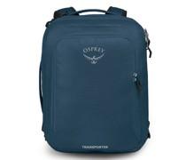 Transporter Global Carry-On Rucksack Laptopfach venturi blue