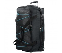 Road Quest 2-Rollen Reisetasche graphite turquoise