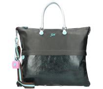 G3 Plus Handtasche Leder black
