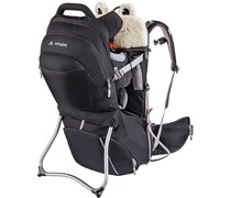 Shuttle Premium Kindertragerucksack black