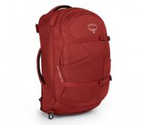 Farpoint 40 S-M Rucksack Laptopfach jasper red