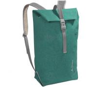 Wolfegg Rucksack Laptopfach nickel green