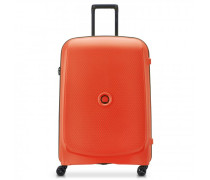 Belmont Plus 4-Rollen Trolley orange
