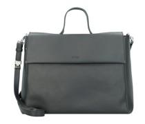 Pure 8 Handtasche Leder black