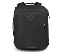 Transporter Global Carry-On Rucksack Laptopfach black