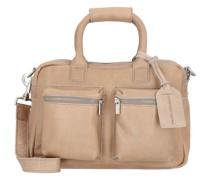 Little Bag Handtasche Leder elephant grey