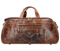 Ranger Reisetasche Leder brown