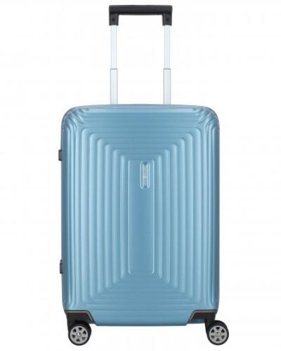 Neopulse Slim Spinner 4-Rollen Kabinentrolley matte ice blue