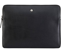 New York Laptophülle RFID Leder black