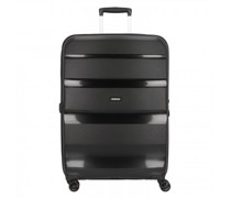 Bon Air DLX 4-Rollen Trolley black