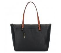 Rachel Shopper Tasche Leder black