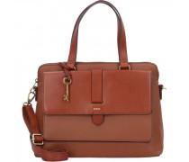 Kinley Handtasche Leder brown
