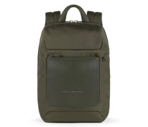 Macbeth Rucksack RFID Laptopfach green