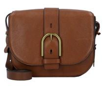 Wiley Umhängetasche Leder brown