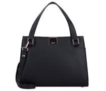 Interessante Handtasche nero