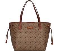 Anna Shopper Tasche heritage-gold