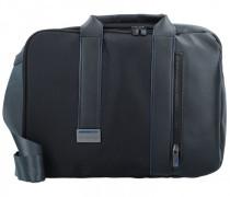 Zigo Aktentasche mit Rucksackfunktion Laptopfach