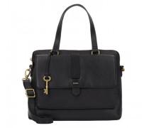 Kinley Handtasche Leder black