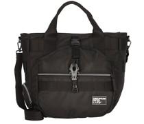 Basic Nylon Maxipeace Shopper Tasche outblack
