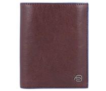 Blue Square Special Geldbörse RFID Leder dark brown