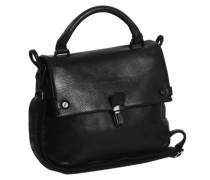 Black Label Madeline Handtasche Leder