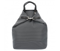 Mesh X-Change 3in1 Bag S City Rucksack Laptopfach silberfarben