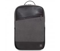 Holborn Southampton Rucksack RFID Laptopfach grey