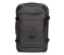 Tranzpack Reisetasche Laptopfach cnnct accent grey
