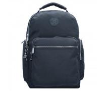 Basic Elevated Osho Rucksack Laptopfach rich black