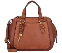 Brooke Handtasche Leder 24, brown