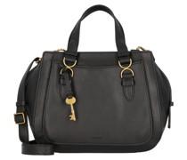 Brooke Handtasche Leder 24, black