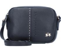 Sofia Mini Bag Umhängetasche Leder nero