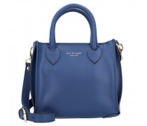 Handtasche Leder blue