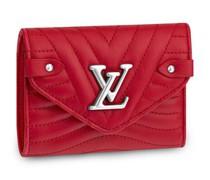 Louis Vuitton New Wave Compact Geldbörse