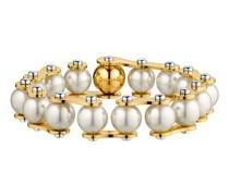 LV Speedy Pearls Einreihiges Armband