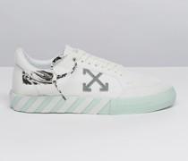 Low-top vulkanisierte Sneakers