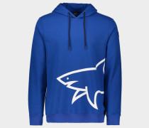Sweatshirt aus Bio-Baumwolle mit mega Hai