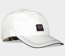 Base Cap aus Baumwolle