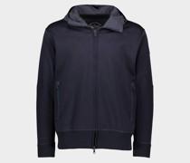 Jacke aus Wolle und Typhoon mit Reißverschluss