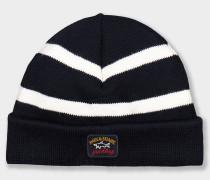 Bretagne Mütze aus reiner Wolle