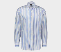 Hemd aus Baumwolle mit Streifenmuster