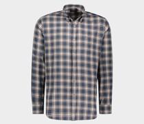 Baumwolle Flanell-Hemd